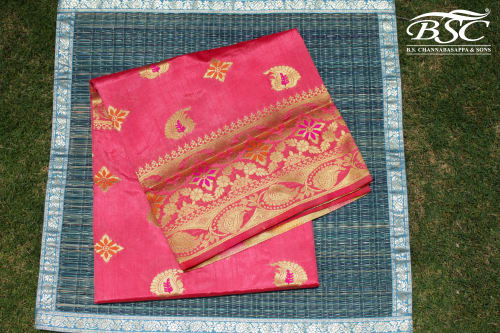RAPIER/DOLA SILK SAREE