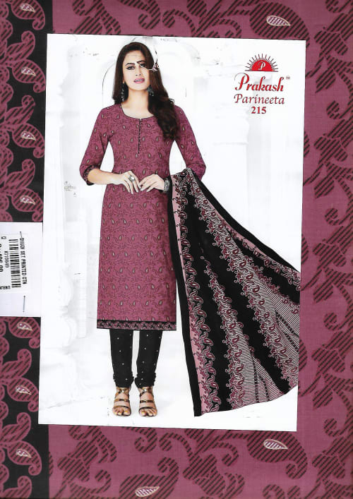 UNSTITCHED FANCY PRINTED DRESS MATERIAL