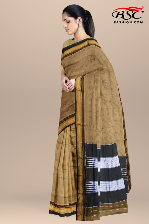 ILKAL COTTON SAREE