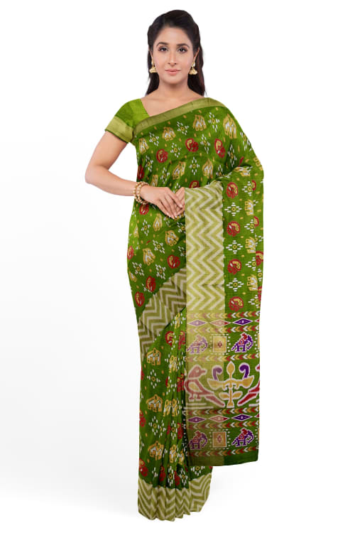 BALATAN SILK SAREE