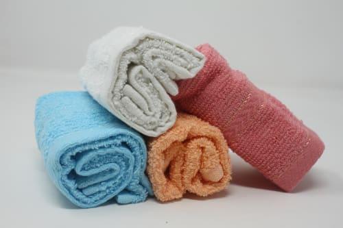 HAND TOWEL (COTTON SET OF 4)