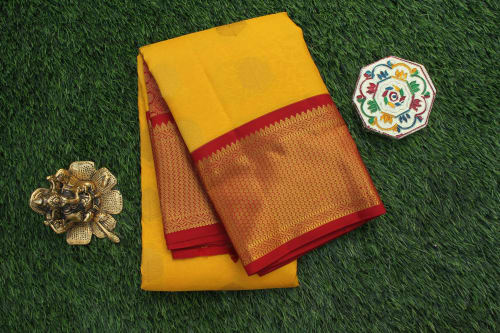 KANCHIPURAM PURE SILK SAREE ONLINE AT BEST PRICE