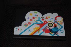 The new Google Chromebook