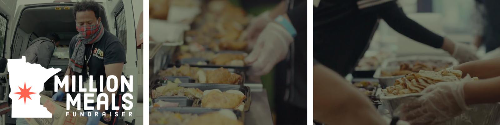 Feeding Community Million Meals Fundraiser