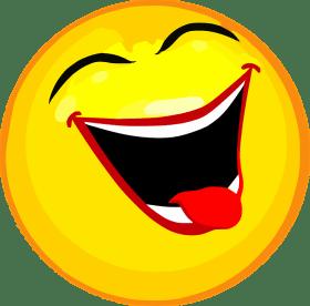 laughing circle