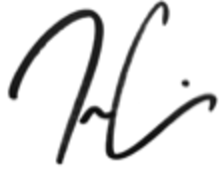 Ted Currie signature