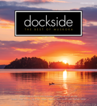 Dockside magazine cover