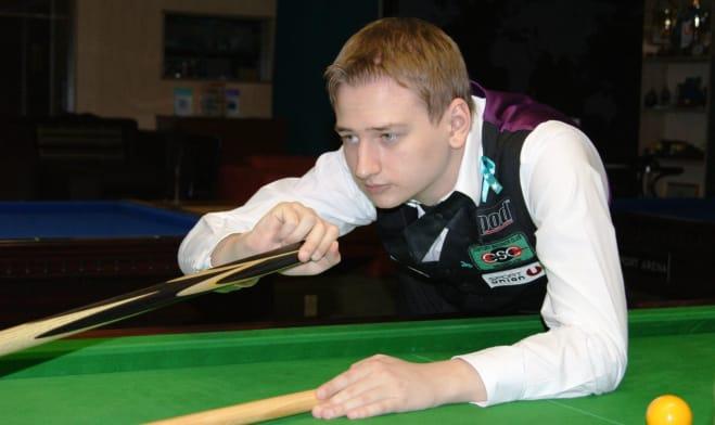 Pressemappe -- Andreas Ploner und die Six Red World Championship 2014 (Snooker)
