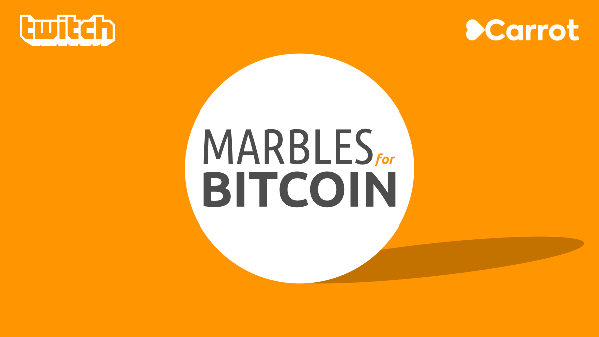Marbles For Bitcoin Code