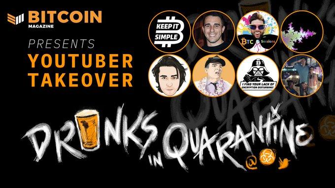 Carrot Code: Drinks In Quarantine - YouTuber Takeover
