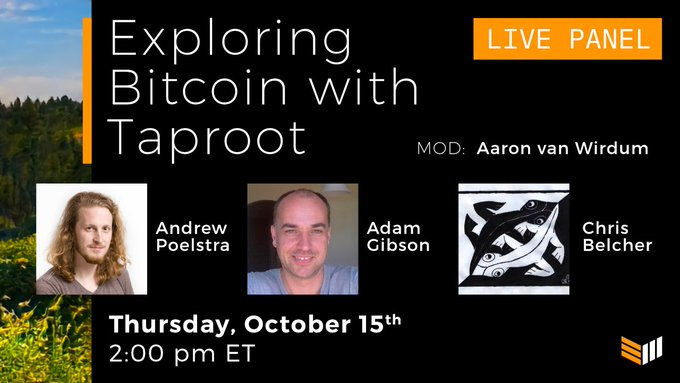 Carrot Code: Exploring Bitcoin with Taproot