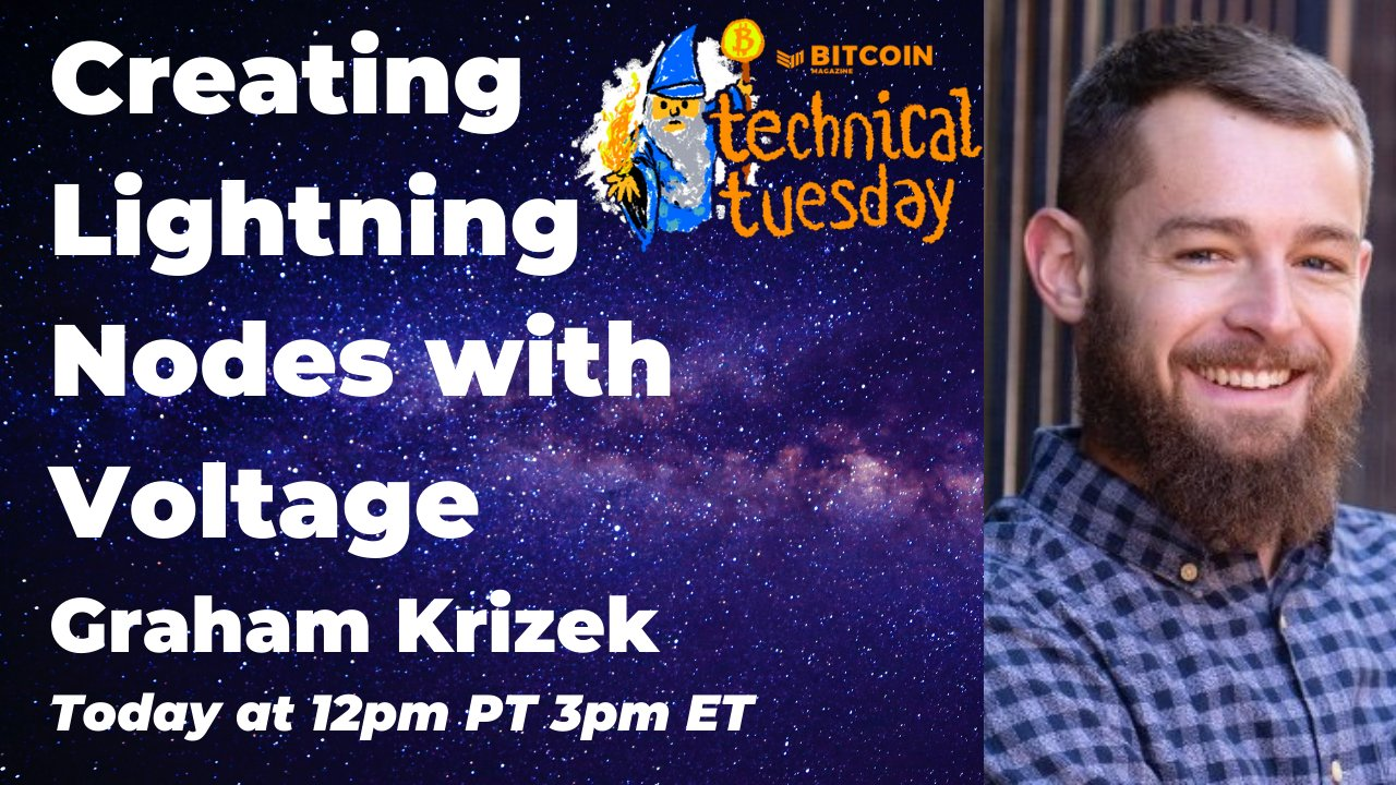 Technical Tuesday Carrot Code: Creating Lightning Nodes with Voltage