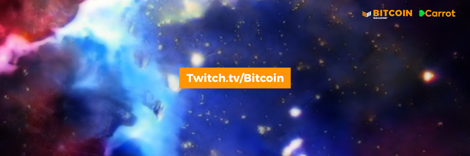 Bitcoin on Twitch Flash Codes