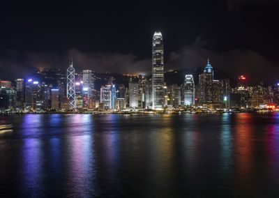 An Exercise in Reflection: Hong Kong