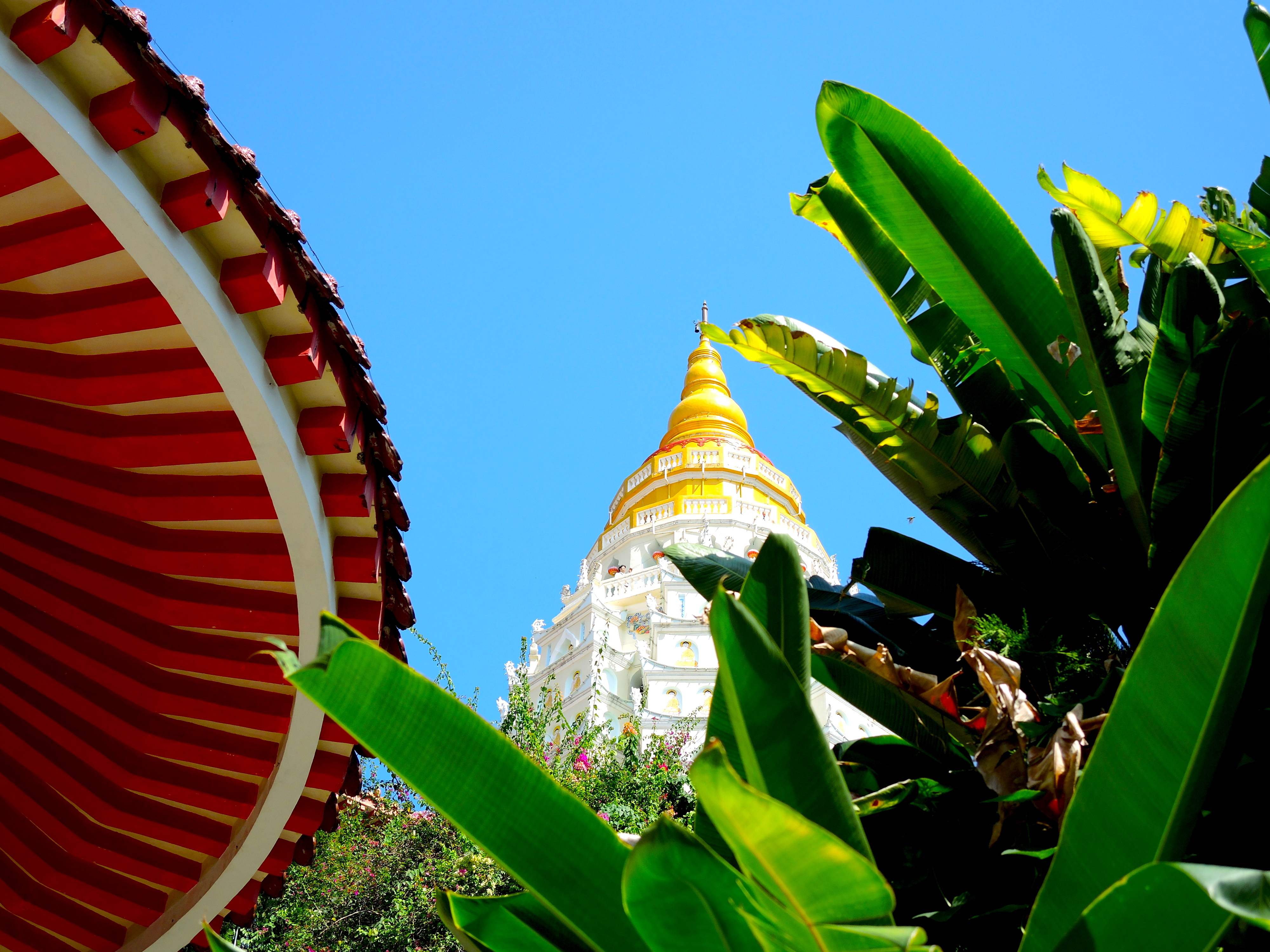 Malaysian Temple