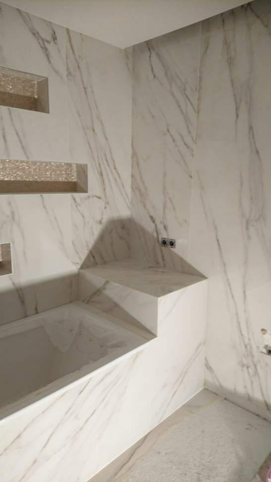 Salle de bain - installation d'une nouvelle salle de bain