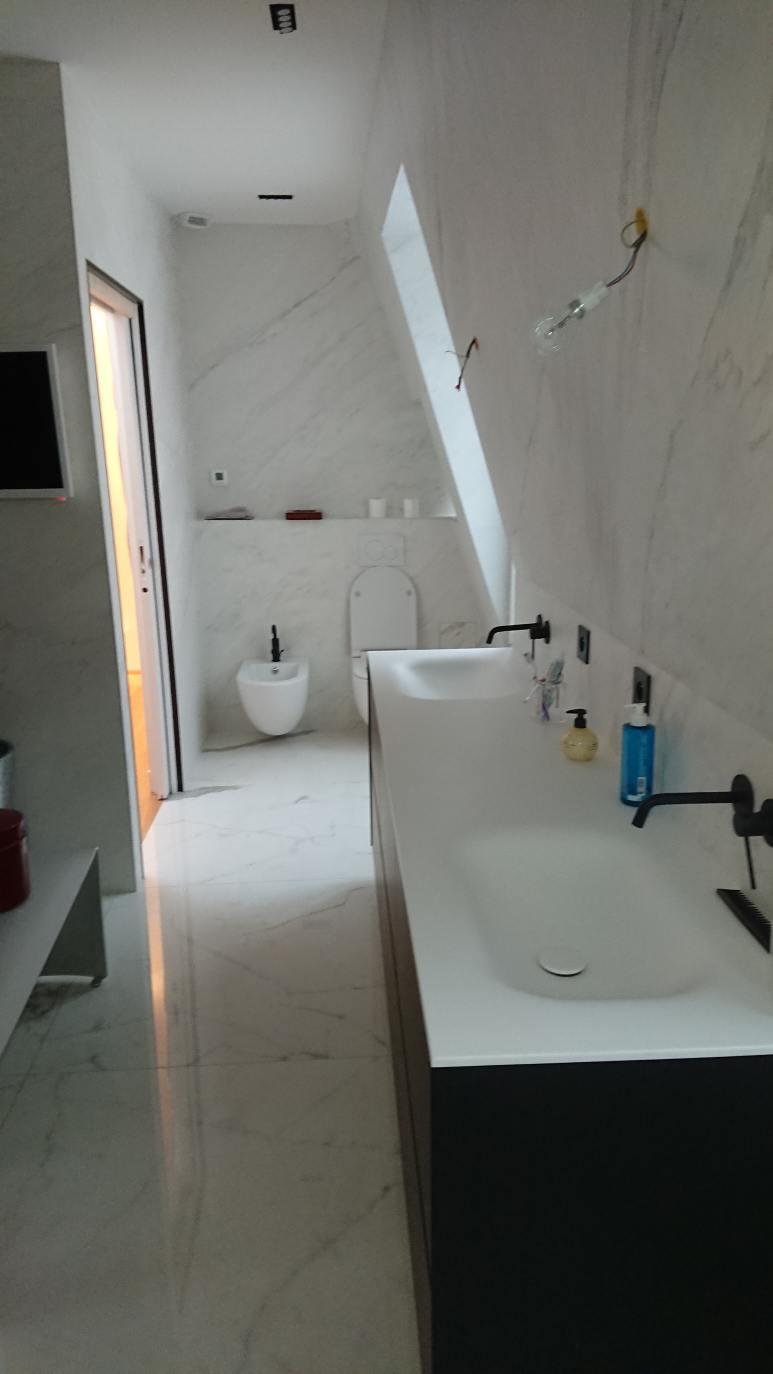 Salle de bain - installation d'une nouvelle salle de bain complete