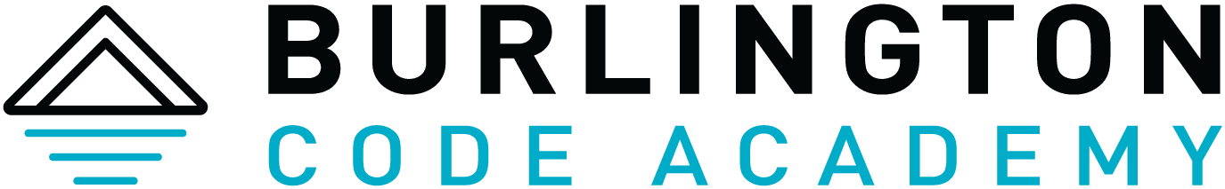 Burlington Code Academy logo