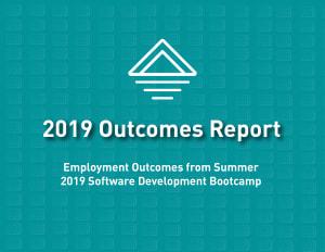 2019 outcomes report graphic