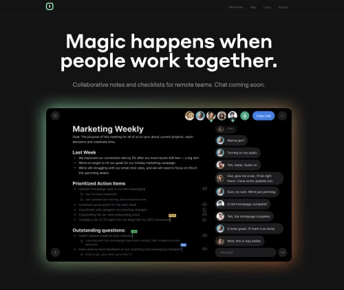 Input  screenshot
