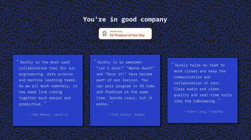 Duckly  screenshot