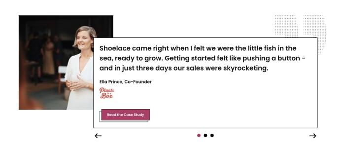 Shoelace  screenshot
