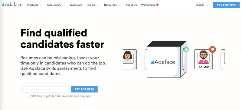 Adaface  screenshot