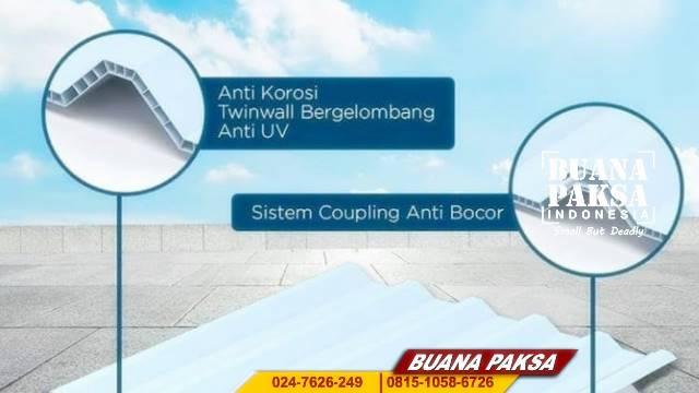 Toko Atap UPVC Rooftop Di Kraksaan