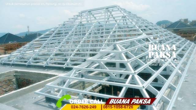Supplier Atap Baja Ringan  Kediri