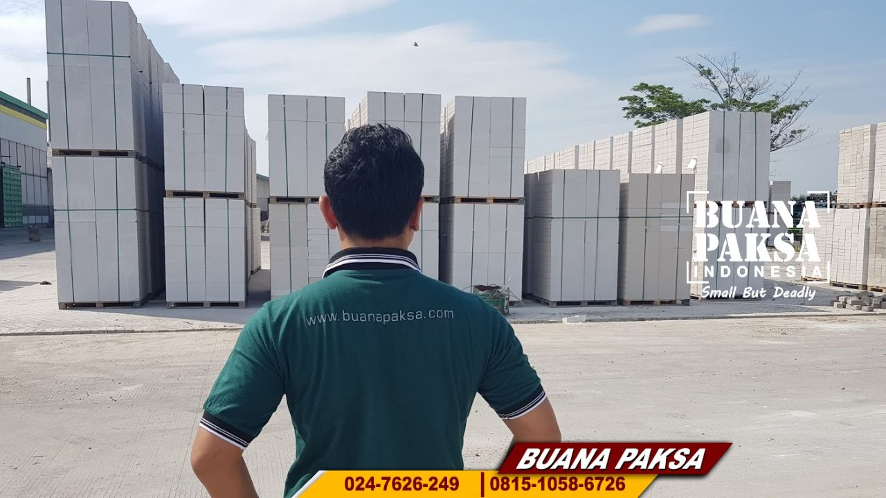 Distributor Bata Ringan  Hebel  Jakarta