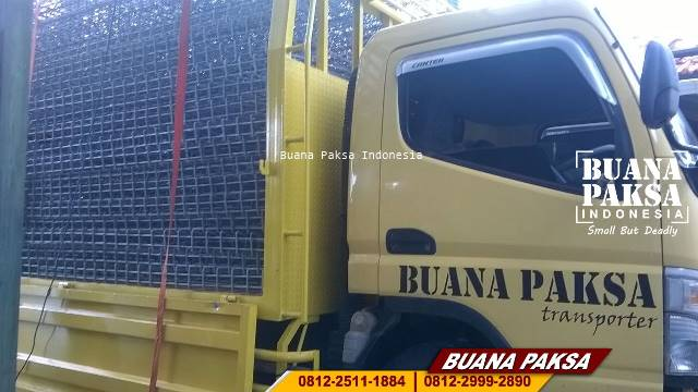 Supplier Pagar BRC Hot Dip Galvanis Wilayah Sampangan