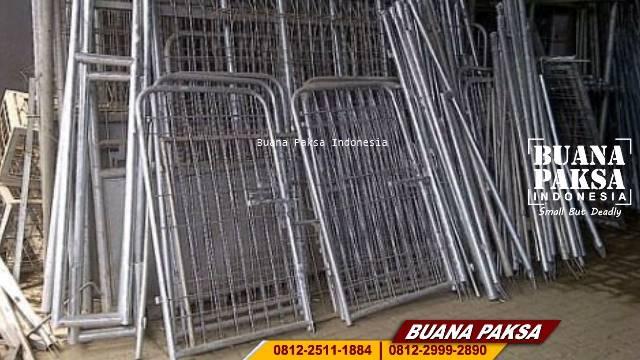 Supplier Pagar BRC HD Di Kraksaan