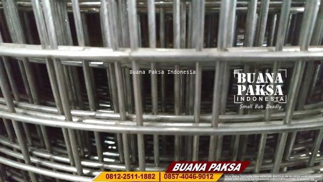 Supplier Wiremesh Galvanis Di Jambrana
