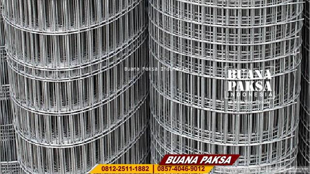 Harga Wiremesh Galvanis Di Bogor