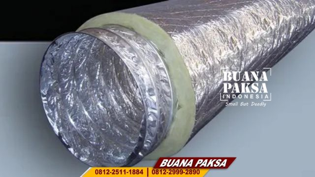 Distributor Flexible Duct pipa Wilayah Kendal