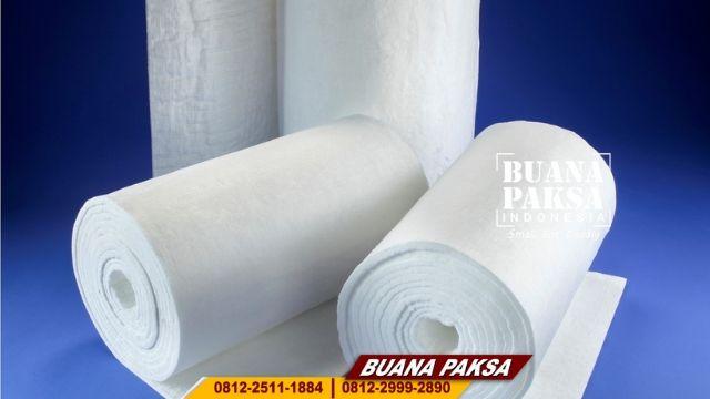 Jasa Pemasangan  Fiber Blanket Cloth Daerah Jepara