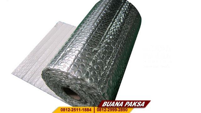 Peredam Panas Aluminium Foil Bubble Zelltech Daerah Jaya Pura