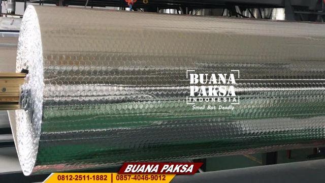 Supplier Aluminium Foil Bubble Unicell Daerah Kali Puro