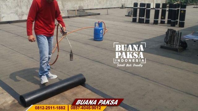 Jasa Pemasangan Waterproofing Membrane Bakar Sika  Klaten