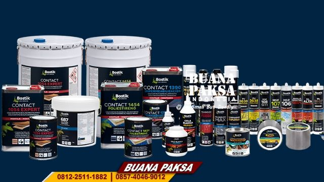 Distributor  Bostik Waterproofing   Indramayu