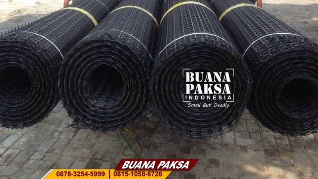 Supplier Geogrid System Triaxial  Wilayah Makassar
