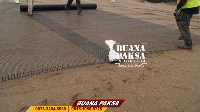Harga Geogrid System Unixial HDPE Daerah Lampung