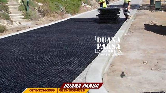 Harga Drainage Cell Geosynthetics Roof Top Poso