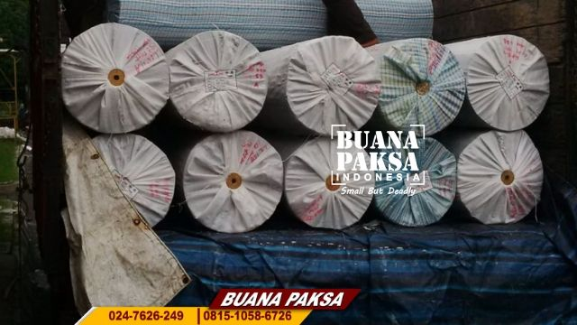 Geotextile Woven di Tulungagung