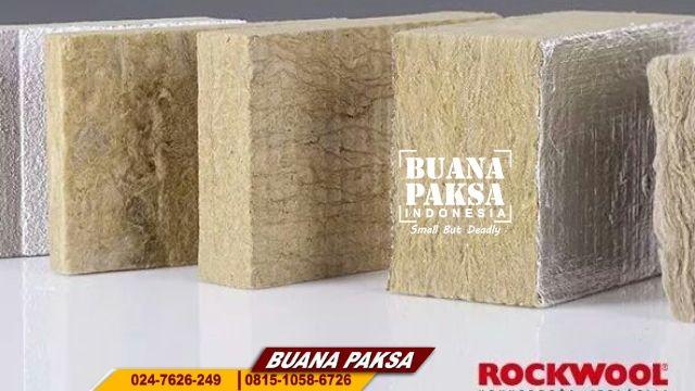 Toko Insulasi Rockwool Wilayah Bima