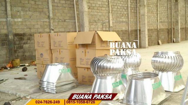Toko Turbin Ventilator Circlevent Daerah Malang
