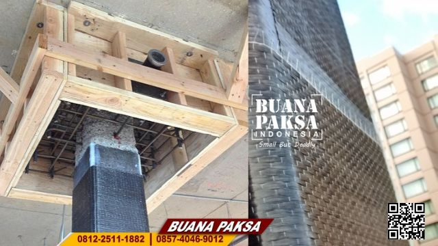 Supplier Wraping Structural Strengthening  Deltacrete Wilayah Ponorogo