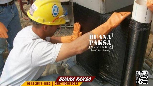 Wraping Structural Strengthening   Daerah Sampangan