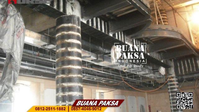 Distributor Wrapping Perkuatan Struktur Sika  Subang