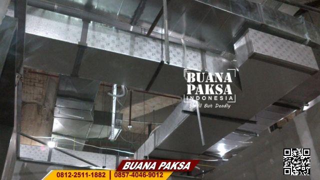 Supplier  PU PIR Duct Board  Zelltech Wilayah Kediri